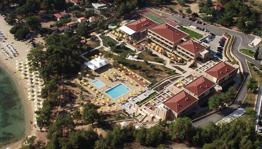 Paradisul din Thassos: Royal Paradise Beach Hotel & Spa RoyalParadise