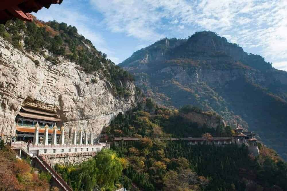 Mian Shan, incredibilul oras sapat in munte mian 3