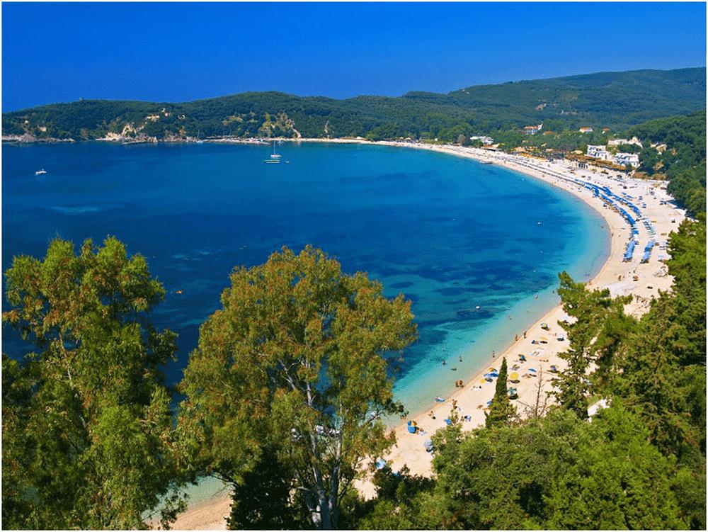 parga Parga, relaxare pe malul Marii Ionice parga beach min