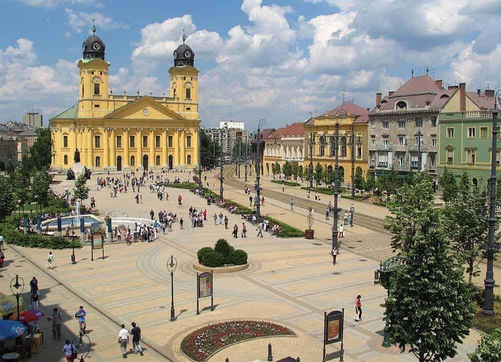 ungaria Top 10 atracții turistice din Ungaria debrecen