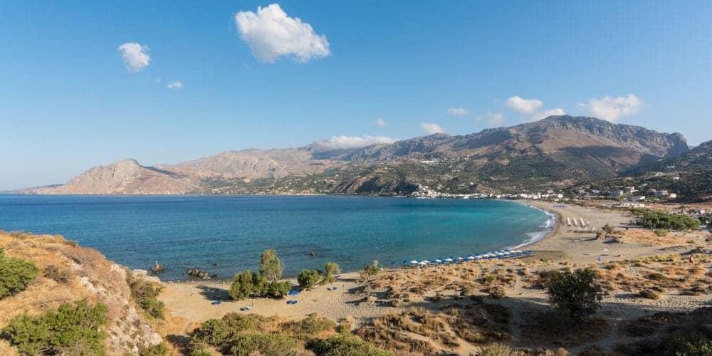 plaje din creta Top 10 cele mai frumoase plaje din Creta plakias