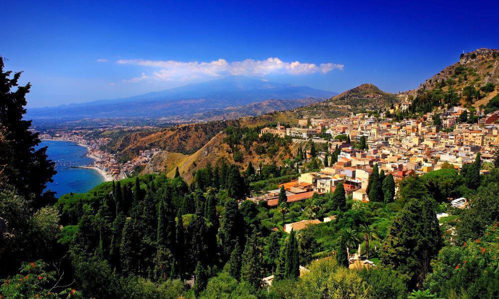 insule din italia Top 10 cele mai frumoase insule din Italia sicilia taormina