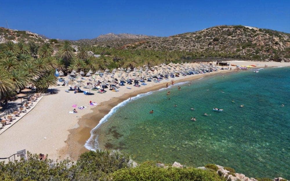 plaje din creta Top 10 cele mai frumoase plaje din Creta vai
