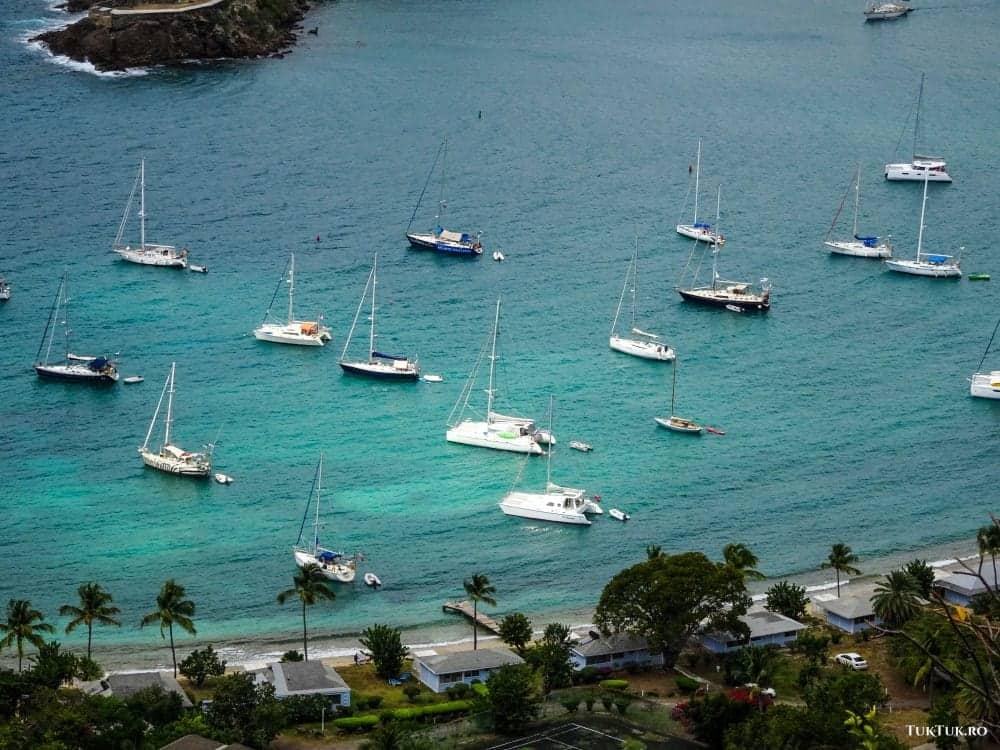 antigua Croazieră în Caraibe: 4 - Antigua și parohiile ei minunate antigua landsc 2