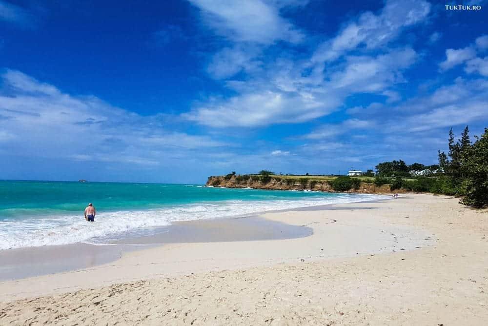 antigua Croazieră în Caraibe: 4 - Antigua și parohiile ei minunate antigua plaja 1