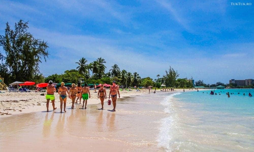 caraibe Top 5 insule de vizitat în Caraibe barbados beach 3