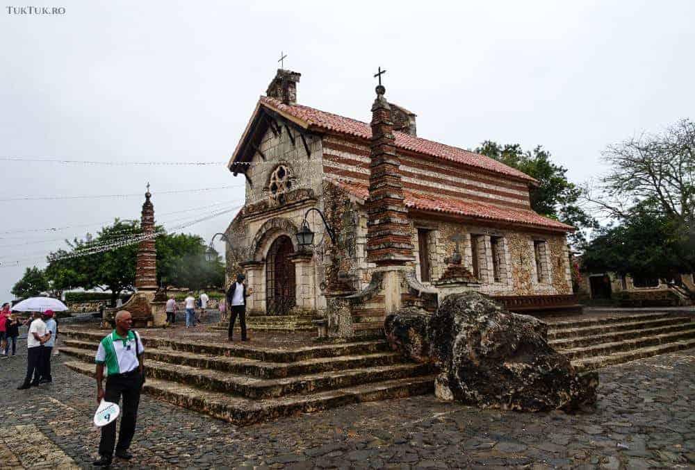 altos de chavon Croazieră în Caraibe: 2 - Altos de Chavon, satul milionarului nebun chavon10