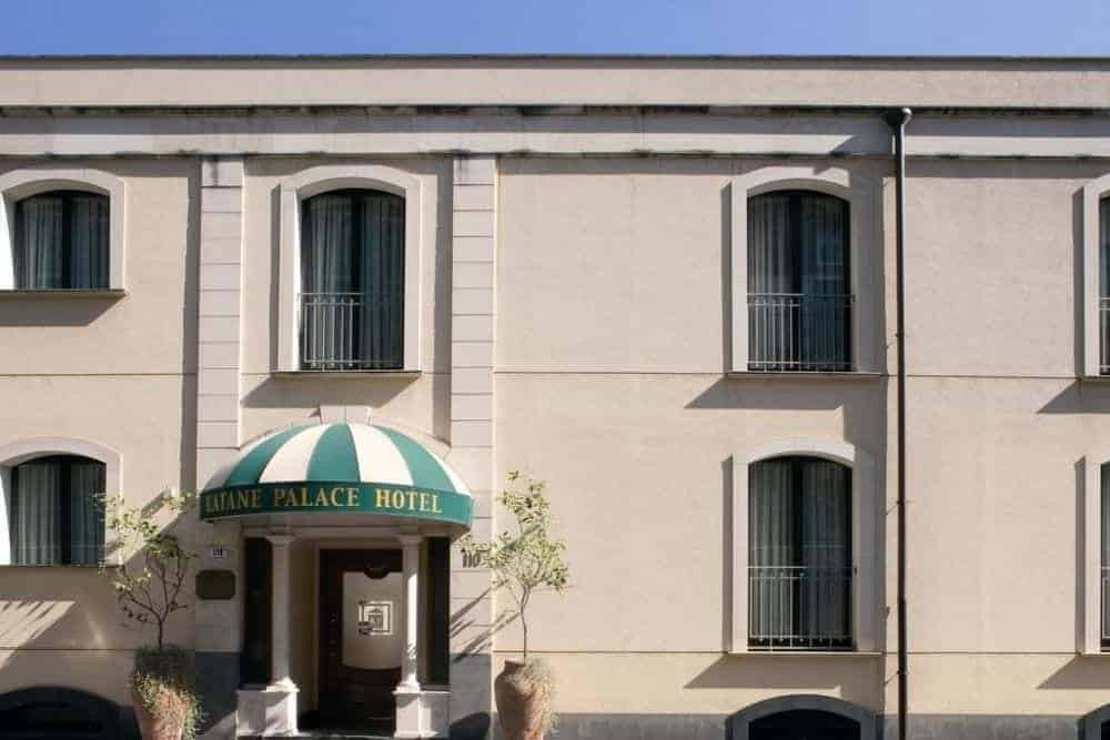 sicilia Hai de 1 Mai în... Sicilia! 315 euro - 4 nopți, hotel 4 stele cu mic dejun, zbor inclus katane1