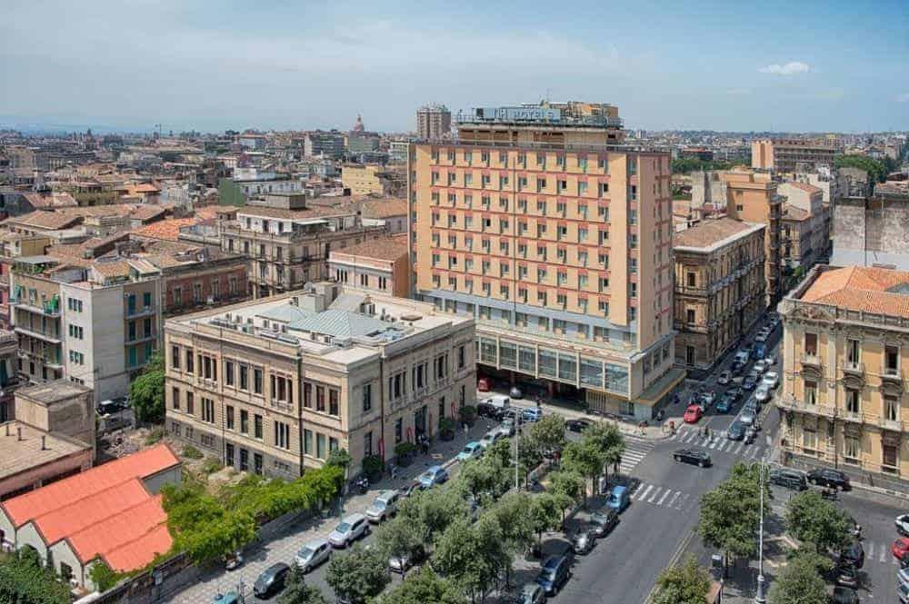 sicilia Hai de 1 Mai în... Sicilia! 315 euro - 4 nopți, hotel 4 stele cu mic dejun, zbor inclus nh cat