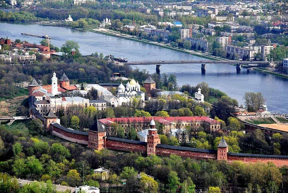rusia Top 10 locuri de vizitat în Rusia veliky novgorod