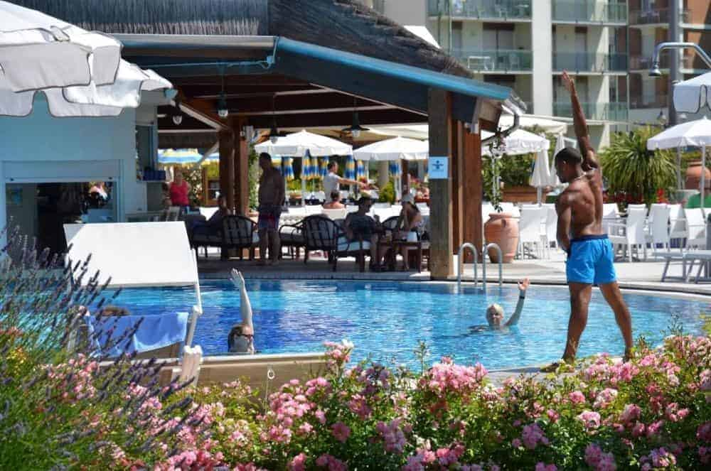 hotel savoy O vacanță de vis la Savoy Beach Hotel & Thermal Spa din regiunea Bibione savoy21