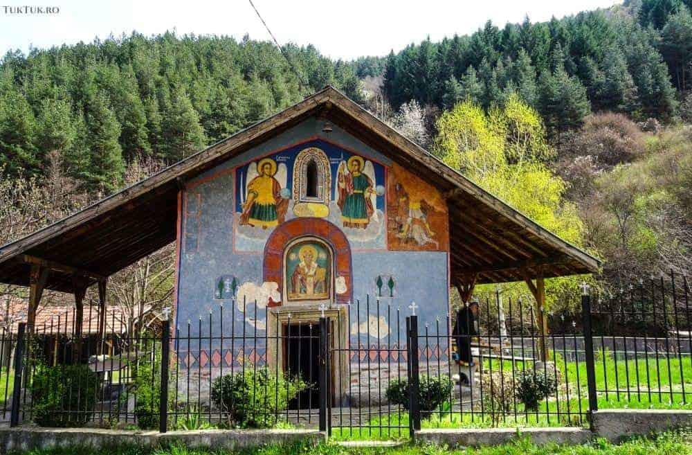 Destinații EDEN în Bulgaria (1): Kyustendil sf nikola 1