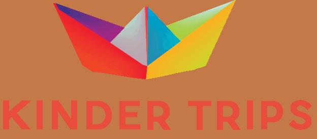 S-a lansat primul site de travel pentru copii! Logo Kindertrips
