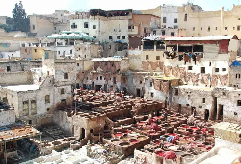 maroc Hai cu TukTuk și Agetur în Maroc! Circuit Maroc & Gibraltar în luna noiembrie. fez