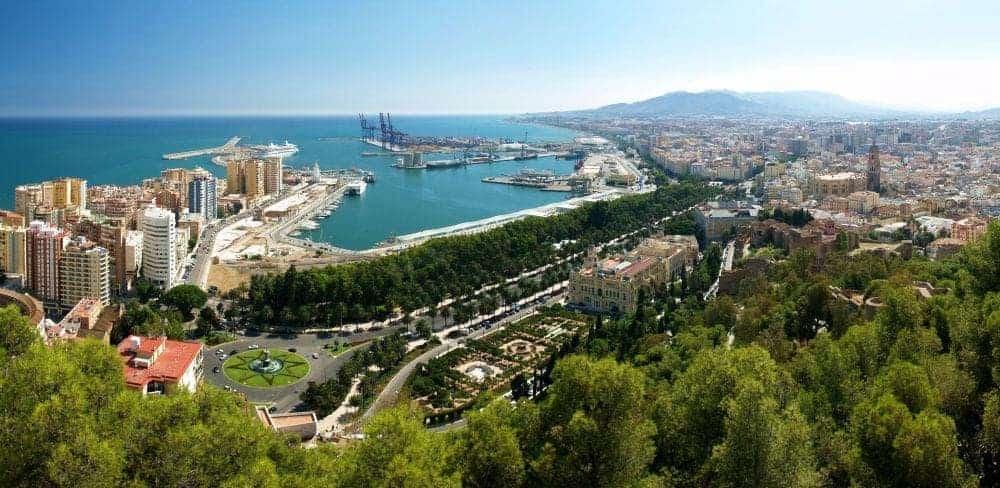 maroc Hai cu TukTuk și Agetur în Maroc! Circuit Maroc & Gibraltar în luna noiembrie. malaga1