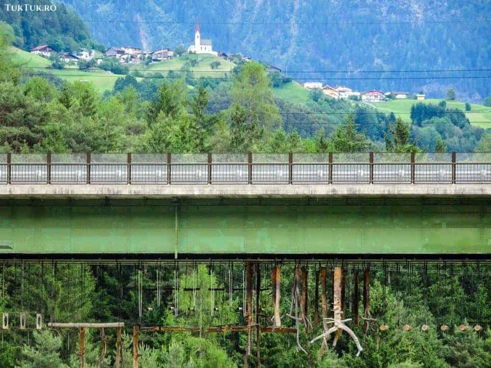 area 47 Două zile în AREA 47, parcul de aventură din Ötztal (Austria) area 47 climbing 1