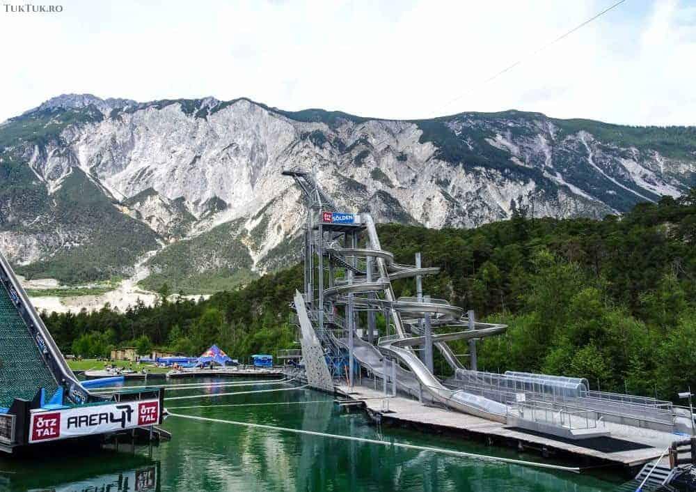 area 47 Două zile în AREA 47, parcul de aventură din Ötztal (Austria) area 47 water area 1