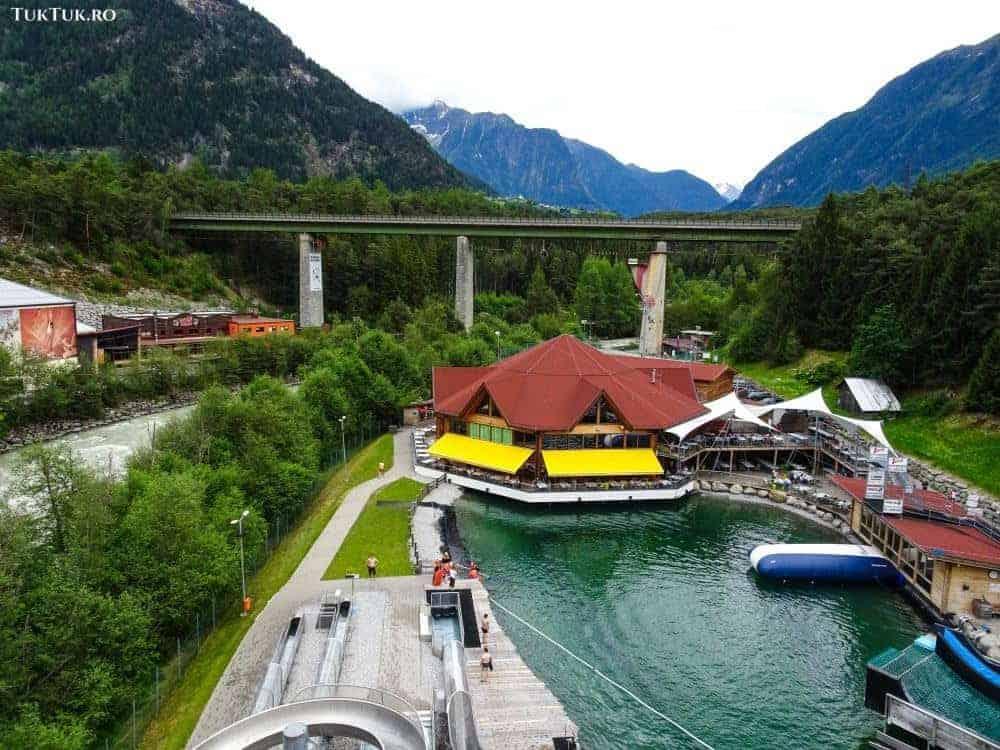 area 47 Două zile în AREA 47, parcul de aventură din Ötztal (Austria) area 47 water area 2