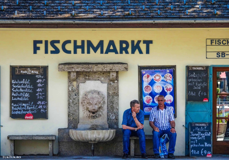 salzburg Top 10 lucruri de văzut și făcut în Salzburg (1) fish markt