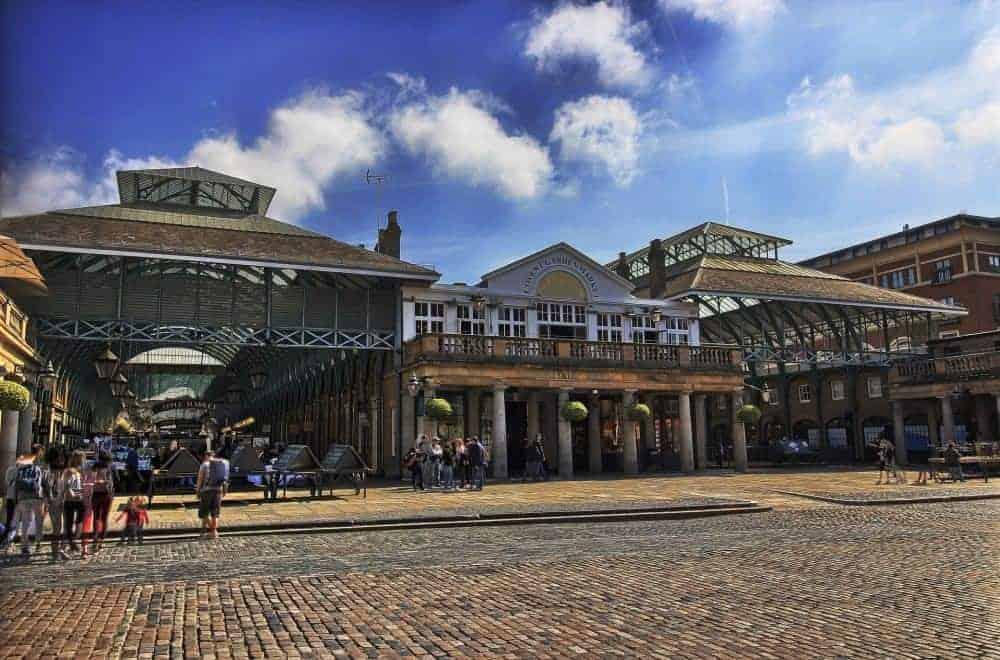 londra Top 10 locuri de văzut în Londra 10 covent garden