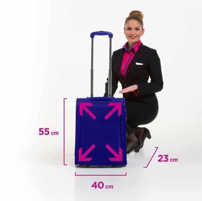 Wizz Air introduce o nouă politică de bagaje bagaje WIZZ