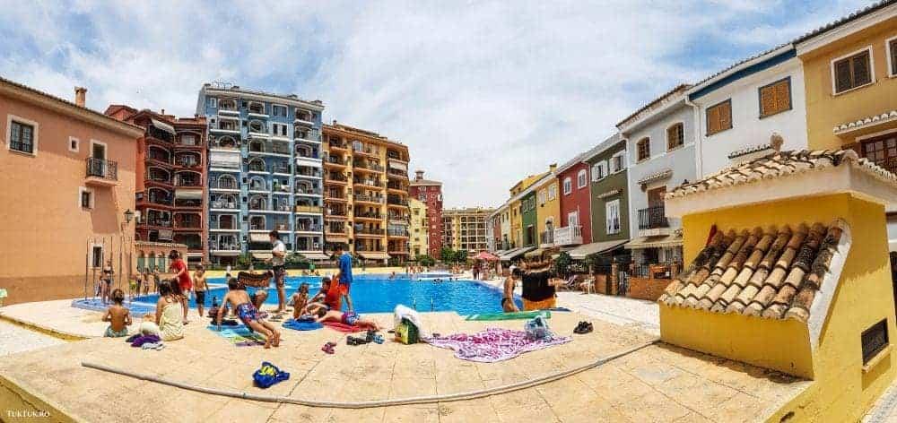 valencia 10 lucruri de văzut și făcut în Valencia port saplaya 6