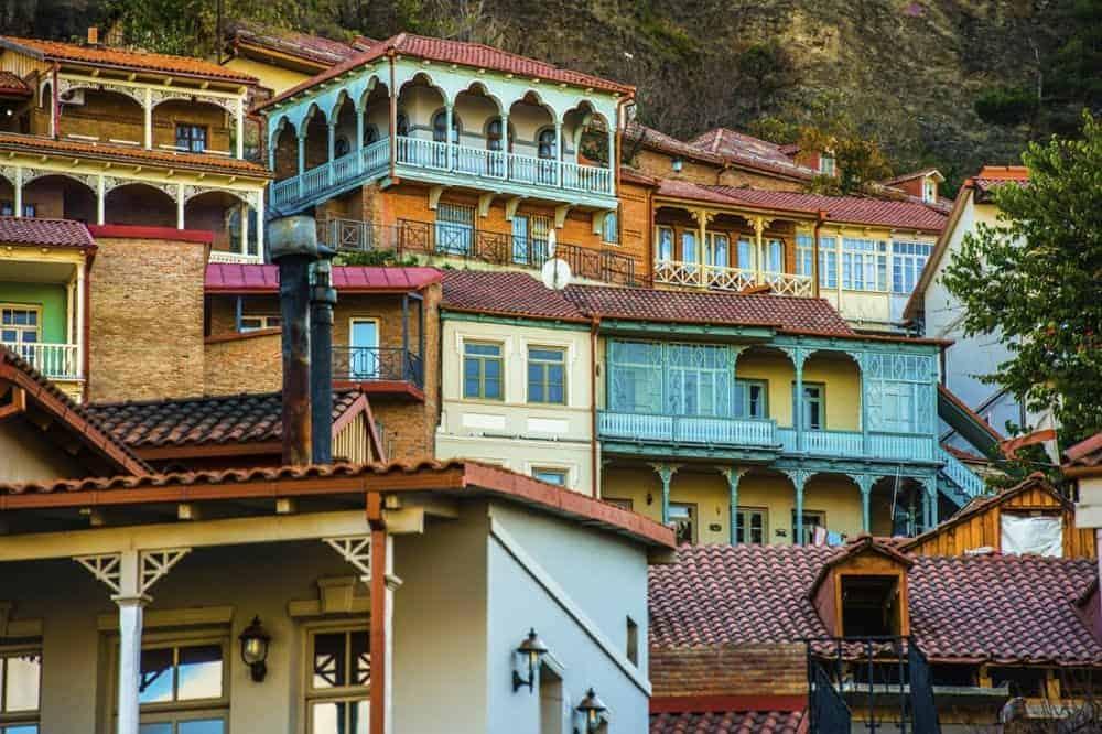 georgia 11 motive pentru a vizita Georgia tbilisi old town