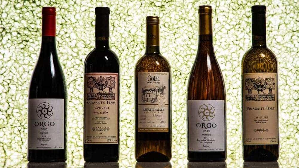 georgia 11 motive pentru a vizita Georgia vinuri georgiene