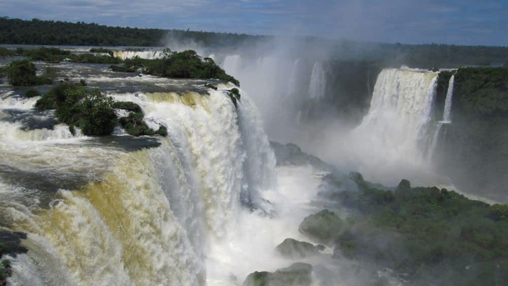 circuit america de sud O aventură la capătul Pământului: circuit în America de Sud iguazu