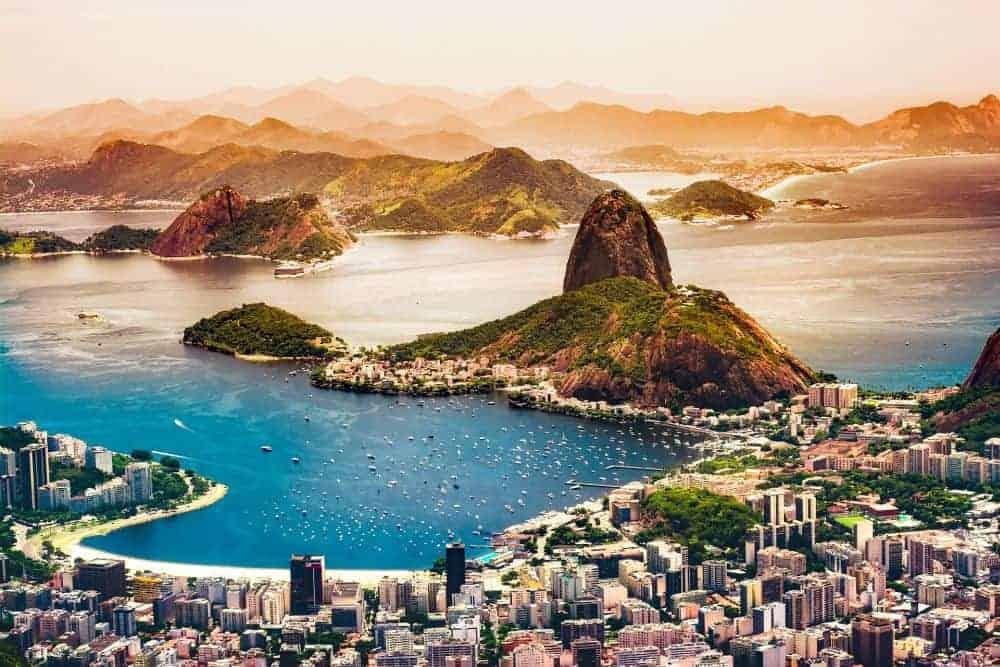 circuit america de sud O aventură la capătul Pământului: circuit în America de Sud rio