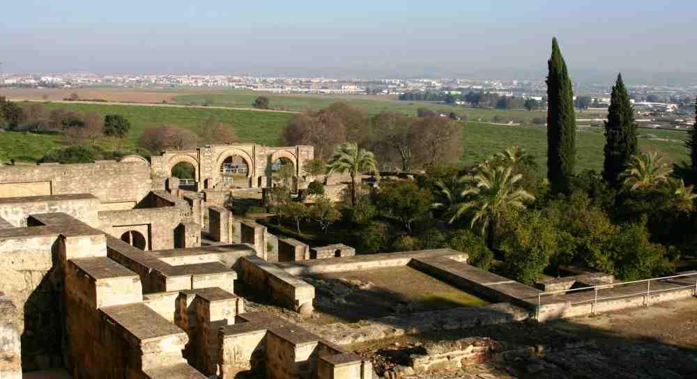 cordoba 7 locuri de văzut în Cordoba Madinat Al Zahra