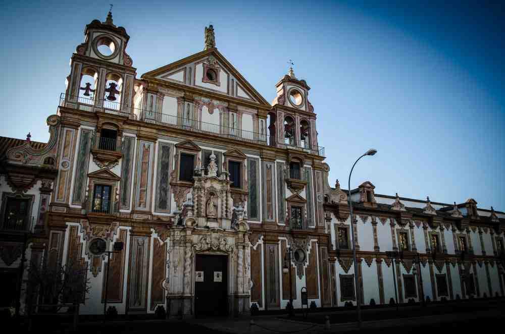 cordoba 7 locuri de văzut în Cordoba Palacio de La Merced