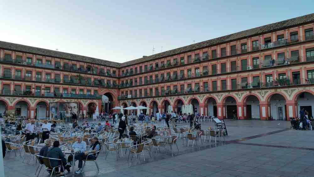 cordoba 7 locuri de văzut în Cordoba Plaza de la Corredera