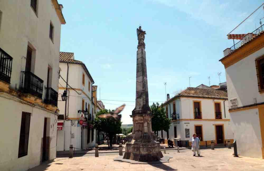 cordoba 7 locuri de văzut în Cordoba Plaza del Potro