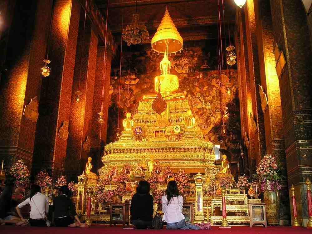 excursie thailanda 2018 Soare și distracție în Thailanda - excursie în 2018 buddha de aur