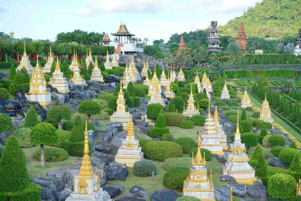 excursie thailanda 2018 Soare și distracție în Thailanda - excursie în 2018 nong nooch tropical garden