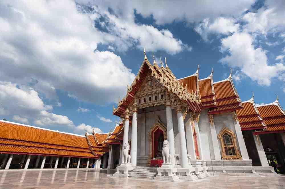 excursie thailanda 2018 Soare și distracție în Thailanda - excursie în 2018 templul de marmura