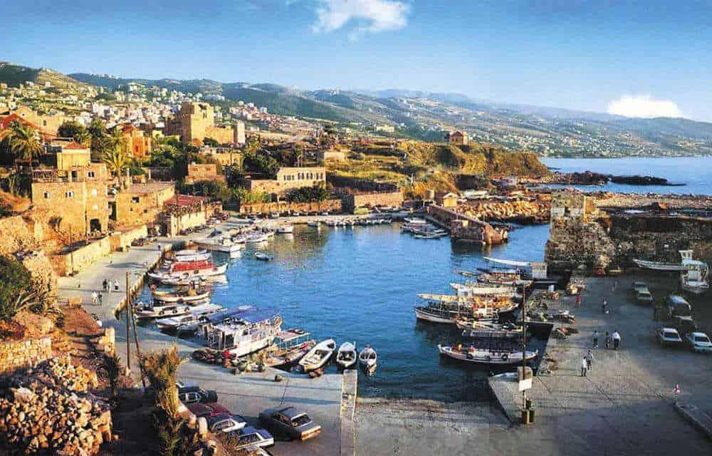 cele mai vechi orașe din lume Cele mai vechi orașe din lume byblos aaa arch