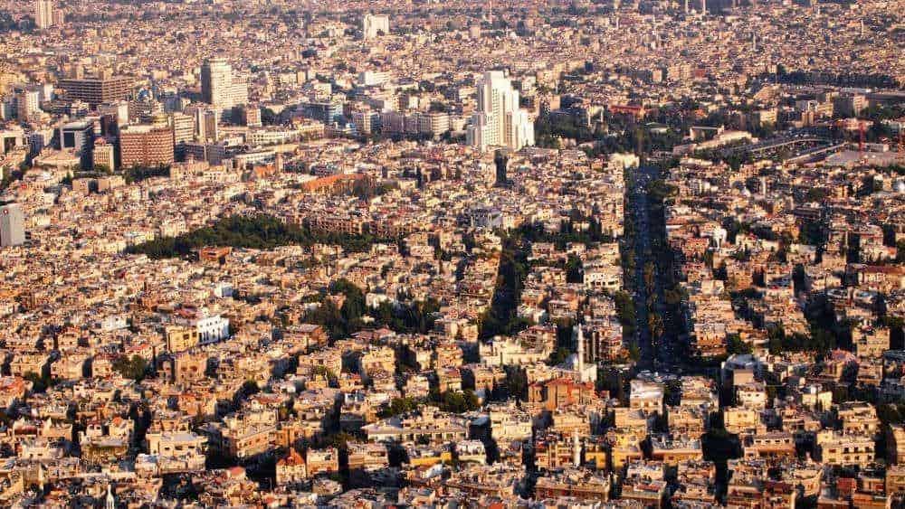 cele mai vechi orașe din lume Cele mai vechi orașe din lume damasc