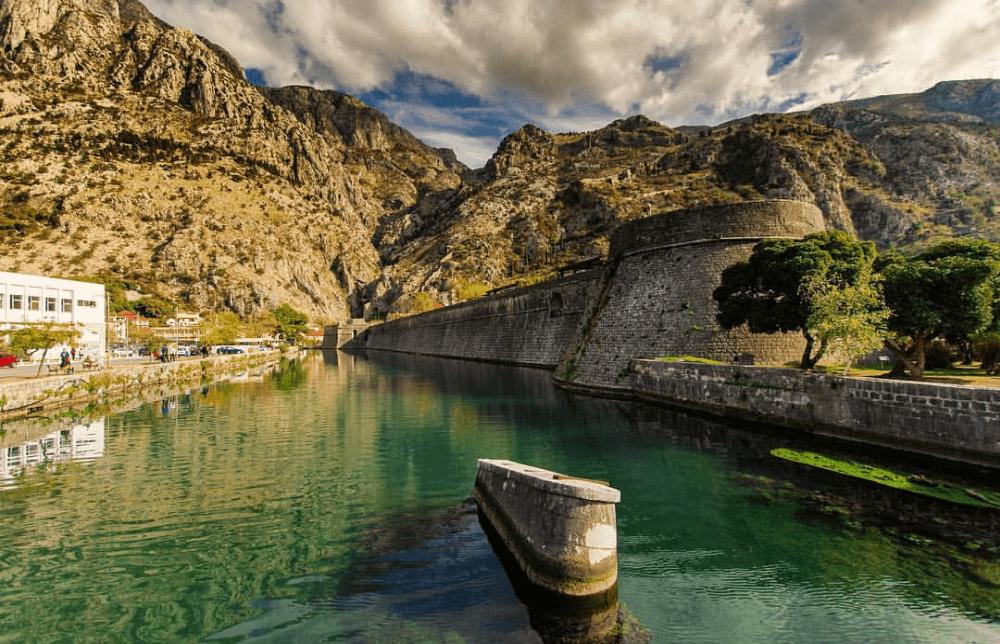 moraca river
