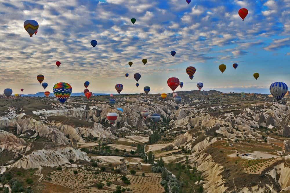cappadocia comorile turciei
