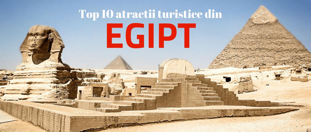 Atracții turistice din Egipt