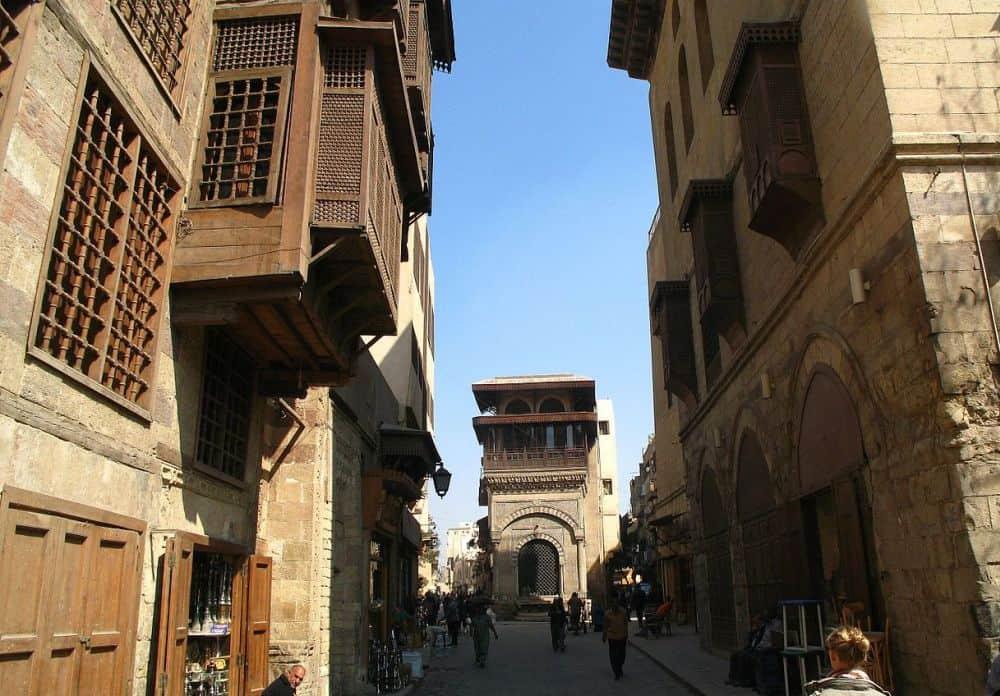 cartierul islamic cairo egipt