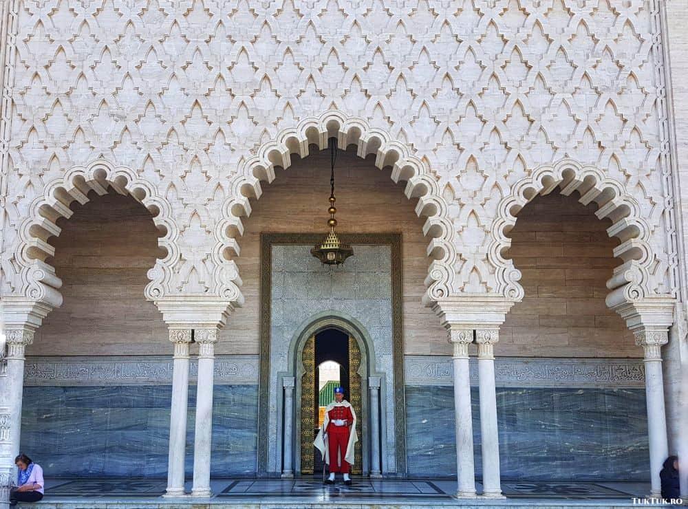 mausoleu mahommed V rabat