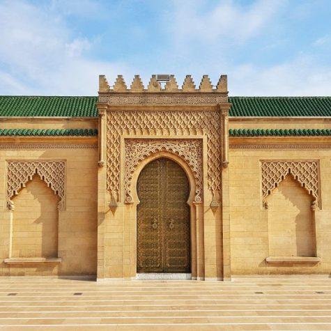 mausoleu mahommed 8