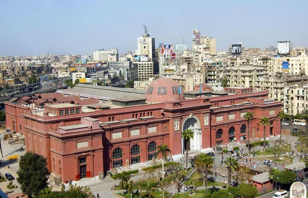 muzeul egiptean cairo