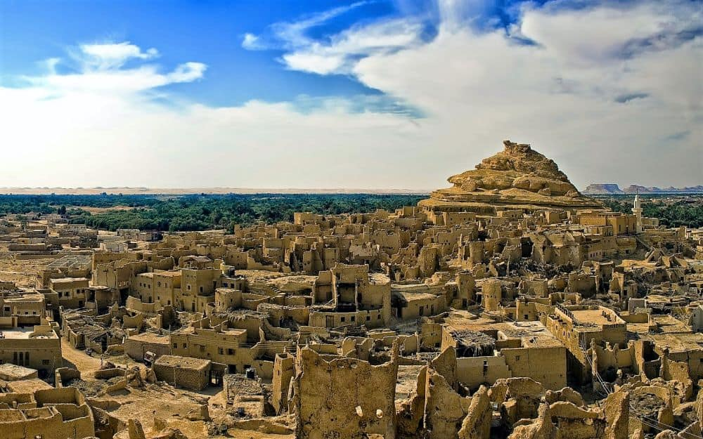 oaza siwa egipt