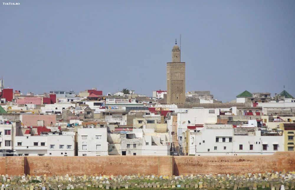 rabat călătorie în maroc