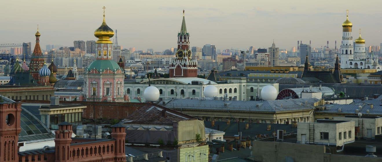 Moscova și Sankt Petersburg