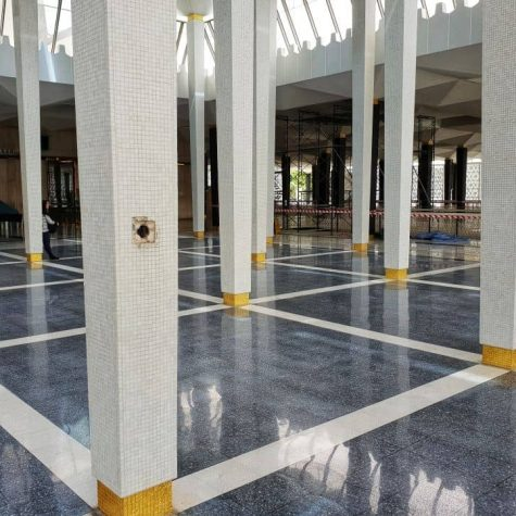 masjid negara 8